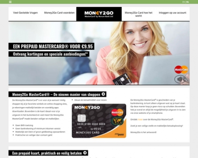 Money2GoCard